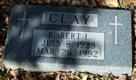 CLAY, ROBERT I. - Stark County, Ohio | ROBERT I. CLAY - Ohio Gravestone Photos