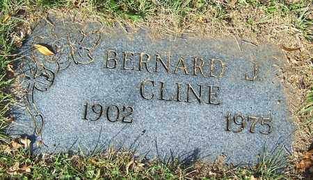 CLINE, BERNARD J. - Stark County, Ohio | BERNARD J. CLINE - Ohio Gravestone Photos