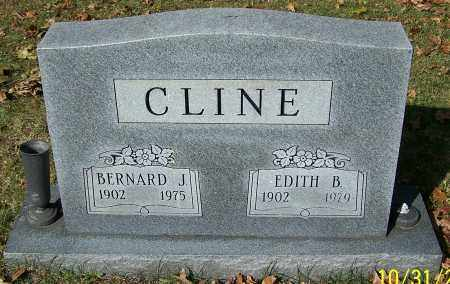 CLINE, EDITH B. - Stark County, Ohio | EDITH B. CLINE - Ohio Gravestone Photos