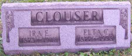 CLOUSER, ELTA C. - Stark County, Ohio | ELTA C. CLOUSER - Ohio Gravestone Photos