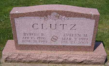 CLUTZ, EVELYN M. - Stark County, Ohio | EVELYN M. CLUTZ - Ohio Gravestone Photos