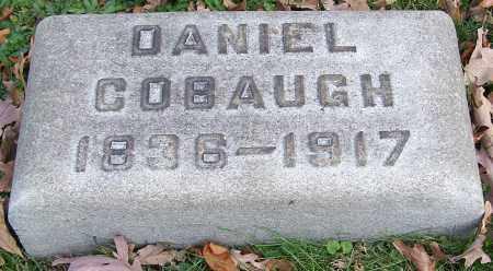 COBAUGH, DANIEL - Stark County, Ohio | DANIEL COBAUGH - Ohio Gravestone Photos
