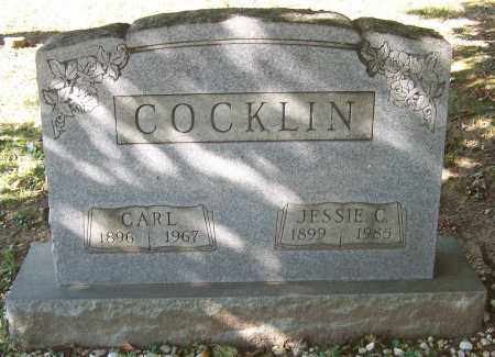 COCKLIN, JESSIE C. - Stark County, Ohio | JESSIE C. COCKLIN - Ohio Gravestone Photos