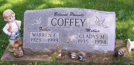 COFFEY, WARREN E. - Stark County, Ohio | WARREN E. COFFEY - Ohio Gravestone Photos