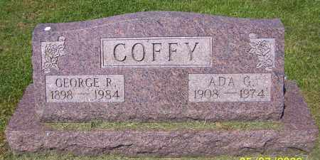 COFFY, ADA G. - Stark County, Ohio | ADA G. COFFY - Ohio Gravestone Photos