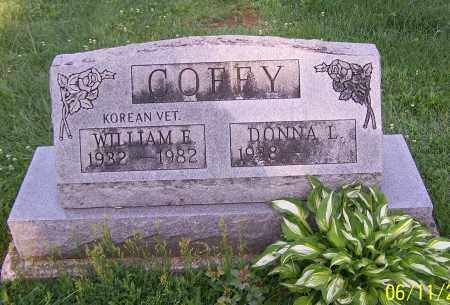 COFFY, WILLIAM E. - Stark County, Ohio | WILLIAM E. COFFY - Ohio Gravestone Photos
