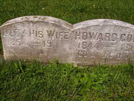 COLE, HOWARD - Stark County, Ohio | HOWARD COLE - Ohio Gravestone Photos
