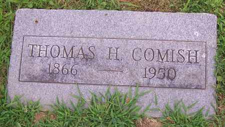 COMISH, THOMAS H. - Stark County, Ohio | THOMAS H. COMISH - Ohio Gravestone Photos
