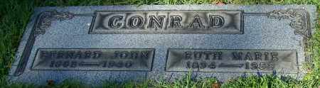 CONRAD, RUTH MARIE - Stark County, Ohio | RUTH MARIE CONRAD - Ohio Gravestone Photos