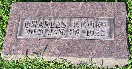 COOKE, CHARLES - Stark County, Ohio | CHARLES COOKE - Ohio Gravestone Photos