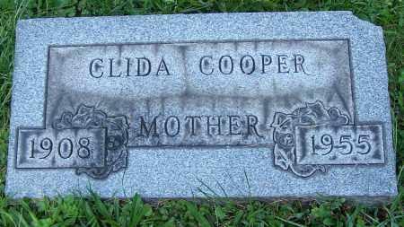 COOPER, CLIDA - Stark County, Ohio | CLIDA COOPER - Ohio Gravestone Photos