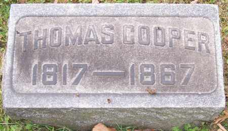 COOPER, THOMAS - Stark County, Ohio | THOMAS COOPER - Ohio Gravestone Photos