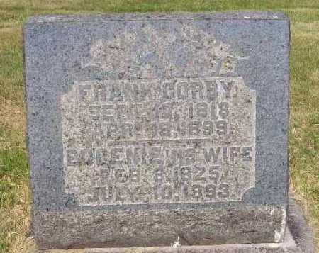 CORBY, EUGENIE - Stark County, Ohio | EUGENIE CORBY - Ohio Gravestone Photos