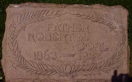 CORL, ROBERT MATHEW - Stark County, Ohio | ROBERT MATHEW CORL - Ohio Gravestone Photos