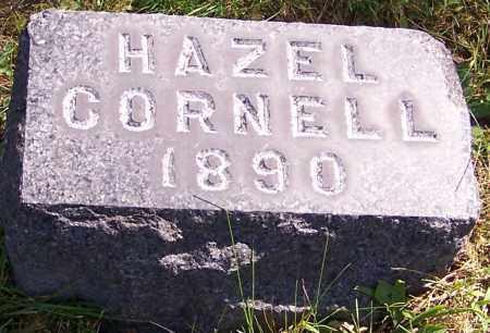 CORNELL, HAZEL - Stark County, Ohio | HAZEL CORNELL - Ohio Gravestone Photos