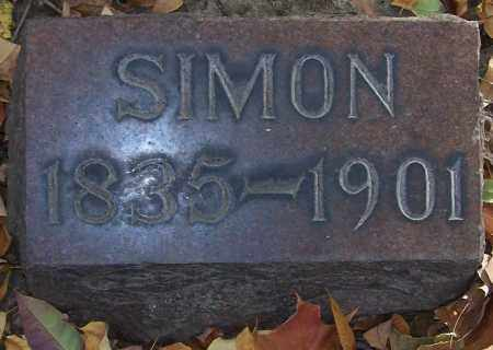 CORTS, SIMON - Stark County, Ohio | SIMON CORTS - Ohio Gravestone Photos