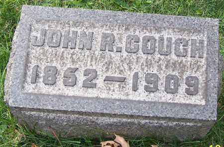 COUCH, JOHN R. - Stark County, Ohio | JOHN R. COUCH - Ohio Gravestone Photos