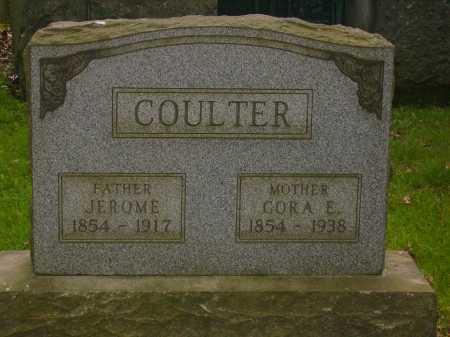 COULTER, CORA E. - Stark County, Ohio | CORA E. COULTER - Ohio Gravestone Photos