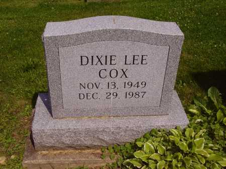COX, DIXIE LEE - Stark County, Ohio | DIXIE LEE COX - Ohio Gravestone Photos