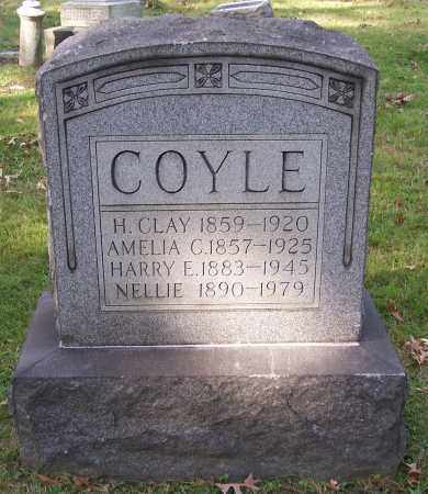 COYLE, NELLIE - Stark County, Ohio | NELLIE COYLE - Ohio Gravestone Photos