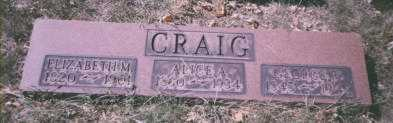 CRAIG, GEORGE P. - Stark County, Ohio | GEORGE P. CRAIG - Ohio Gravestone Photos