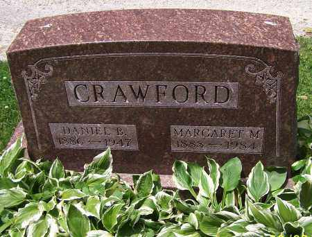 CRAWFORD, DANIEL B. - Stark County, Ohio | DANIEL B. CRAWFORD - Ohio Gravestone Photos