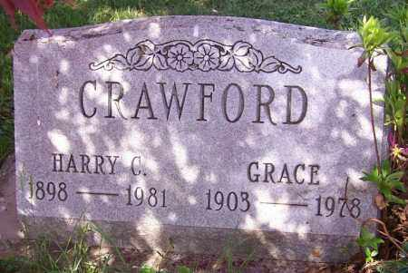 CRAWFORD, GRACE - Stark County, Ohio | GRACE CRAWFORD - Ohio Gravestone Photos
