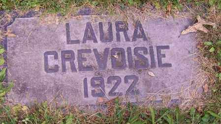 CREVOISIE, LAURA - Stark County, Ohio | LAURA CREVOISIE - Ohio Gravestone Photos