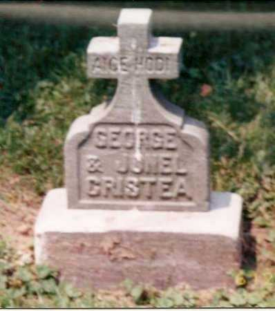 CRISTEA, GEORGE - Stark County, Ohio | GEORGE CRISTEA - Ohio Gravestone Photos