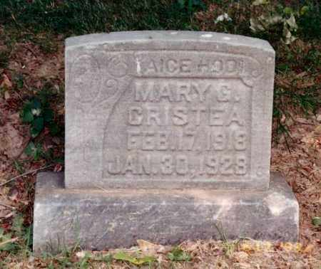 CRISTEA, MARY - Stark County, Ohio | MARY CRISTEA - Ohio Gravestone Photos