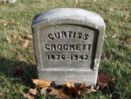 CROCKETT, CURTISS - Stark County, Ohio | CURTISS CROCKETT - Ohio Gravestone Photos