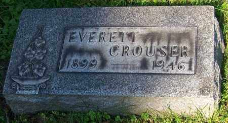 CROUSER, EVERETT - Stark County, Ohio | EVERETT CROUSER - Ohio Gravestone Photos