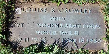 CROWLEY, LOUIS R. - Stark County, Ohio | LOUIS R. CROWLEY - Ohio Gravestone Photos