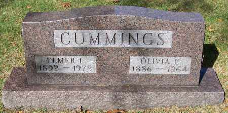 CUMMINGS, ELMER L. - Stark County, Ohio | ELMER L. CUMMINGS - Ohio Gravestone Photos