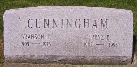 CUNNINGHAM, BRANSON E. - Stark County, Ohio | BRANSON E. CUNNINGHAM - Ohio Gravestone Photos