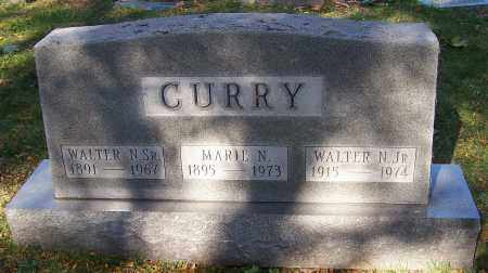 CURRY, WALTER N. JR. - Stark County, Ohio | WALTER N. JR. CURRY - Ohio Gravestone Photos