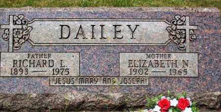 DAILEY, ELIZABETH N. - Stark County, Ohio | ELIZABETH N. DAILEY - Ohio Gravestone Photos