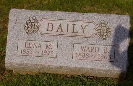 DAILY, EDNA M. - Stark County, Ohio | EDNA M. DAILY - Ohio Gravestone Photos