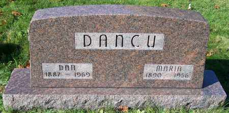 DANCU, DAN - Stark County, Ohio | DAN DANCU - Ohio Gravestone Photos