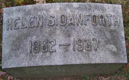 DANFORTH, HELEN S. - Stark County, Ohio | HELEN S. DANFORTH - Ohio Gravestone Photos