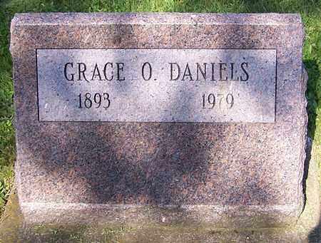 DANIELS, GRACE O. - Stark County, Ohio | GRACE O. DANIELS - Ohio Gravestone Photos