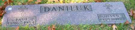 DANILUK, PAUL - Stark County, Ohio | PAUL DANILUK - Ohio Gravestone Photos