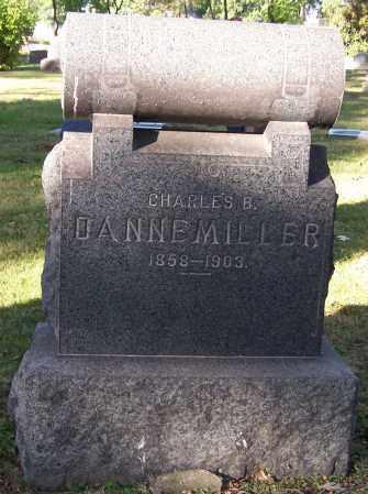 DANNEMILLER, CHARLES B. - Stark County, Ohio | CHARLES B. DANNEMILLER - Ohio Gravestone Photos