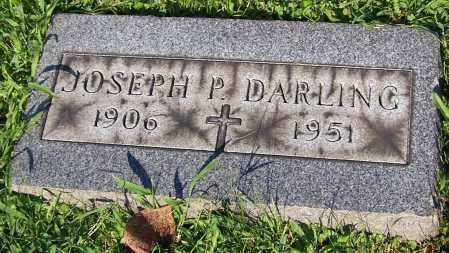 DARLING, JOSEPH P. - Stark County, Ohio | JOSEPH P. DARLING - Ohio Gravestone Photos