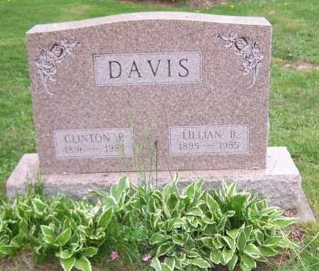 DAVIS, LILLIAN B. - Stark County, Ohio | LILLIAN B. DAVIS - Ohio Gravestone Photos