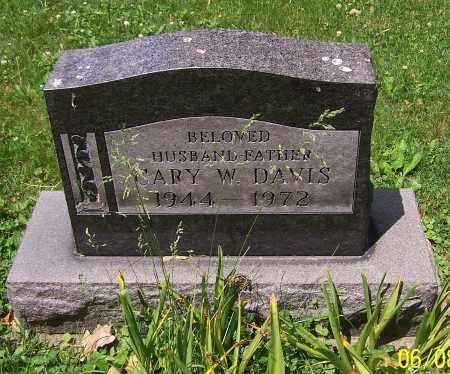 DAVIS, CARY W. - Stark County, Ohio | CARY W. DAVIS - Ohio Gravestone Photos