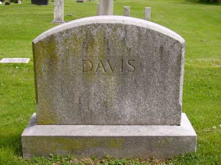 DAVIS FAMILY, MONUMENT - Stark County, Ohio | MONUMENT DAVIS FAMILY - Ohio Gravestone Photos