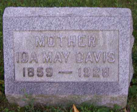 DAVIS, IDA MAY - Stark County, Ohio | IDA MAY DAVIS - Ohio Gravestone Photos