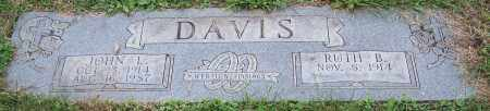 DAVIS, RUTH B. - Stark County, Ohio | RUTH B. DAVIS - Ohio Gravestone Photos