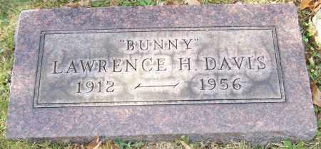 DAVIS, LAWRENCE H. - Stark County, Ohio   LAWRENCE H. DAVIS - Ohio Gravestone Photos
